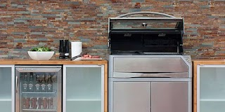 Bunnings Outdoor Bbq Kitchens What to Consider When Installing an Kaboodle Kitchen