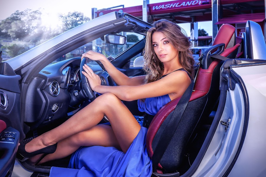 Reklámmentes weblap készítés Autókölcsönzők Tesla Model 3