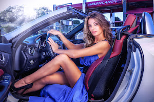 Reklámmentes honlap készítés Kölcsönözhető autó Tesla Model 3