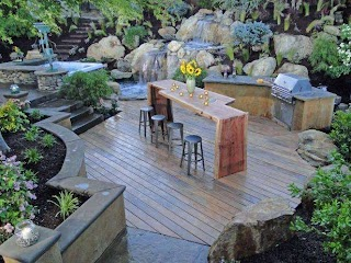 Simple Outdoor Kitchen Ideas Pictures Tips From Hgtv Hgtv