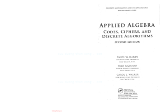 1420071424 {6C100DB2} Applied Algebra_ Codes, Ciphers, and Discrete Algorithms (2nd ed.) [Hardy, Richman _ Walker 2009-02-17].pdf