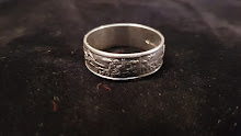 Inel militar din argint
