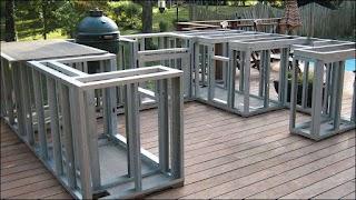 Steel Studs for Outdoor Kitchen Framing Best of Metal
