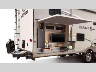 Campers with Outdoor Kitchens Benefits of an Kitchen Gayle Kline Rv Center Blog
