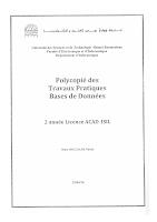 Polycopié TP - Base de données (USTHB ISIL 2017).pdf