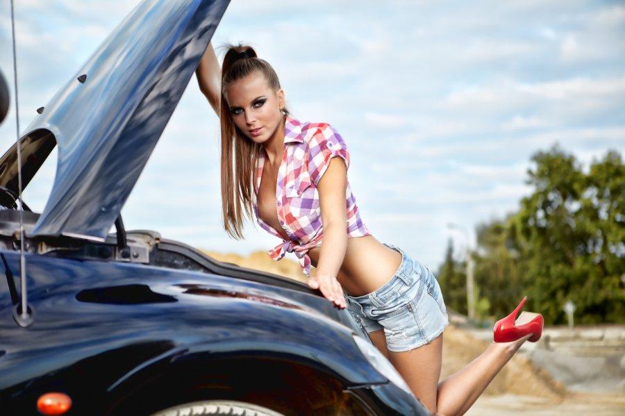 Weboldal készítés Autókozmetika, autófényezés témában