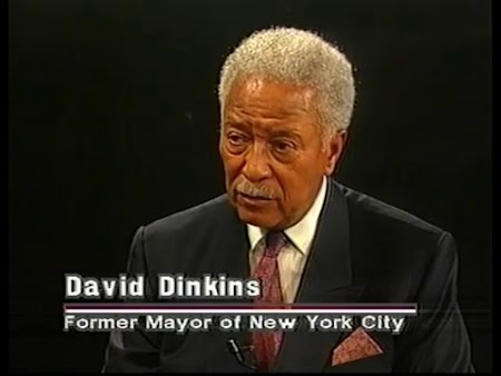 David Dinkins and Louis Dewijze (Original Airdate 2/16/1997)