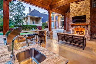 Outdoor Summer Kitchens Creekstone Living