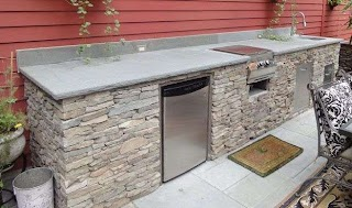 Outdoor Kitchen Cabinet Kits S