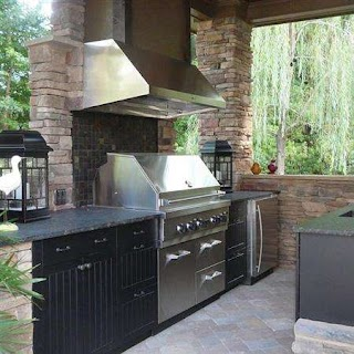 Premium Outdoor Kitchens Polymer Kitchen Cabinets Tampa Bay Area