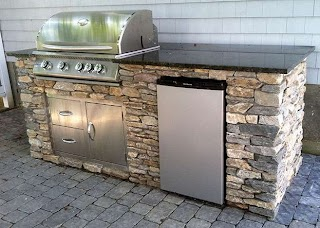 Outdoor Kitchen Island Kits and Bbq Oxbox