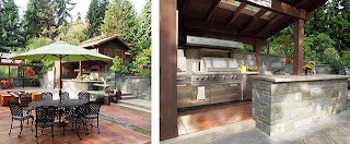 Seattle Outdoor Kitchens Creating In
