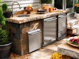 How to Build a Outdoor Kitchen Designs Design DIY Freephoprinting Home