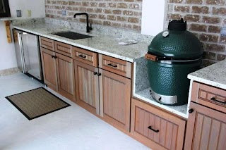 Weatherproof Outdoor Kitchen Cabinets Lowes Lifilm Home Decor The Best