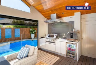 Outdoor Kitchens Perth Wa Alfresco Bbq The Chef