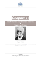 Cours Introduction à la résistance des matériaux & Rappel de statique.pdf