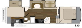 5th Wheel Bunkhouse Outdoor Kitchen Heartland Elkridge Fifth S Multiple Models Offer