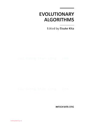 9533071710 {E34DF523} Evolutionary Algorithms [Kita 2011].pdf