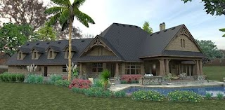 House Plans with Outdoor Kitchens Sizzling Kitchen Designs The Designers