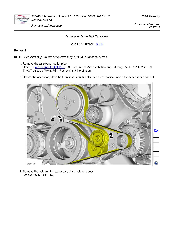 repair it yourself OEM service and workshop repair manual for the 2017 ford mustang pdf