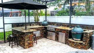 Discount Outdoor Kitchen Affordable S Affordable Installation