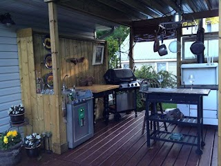 Outdoor Kitchen Forum Your Where How Cooking at Permies