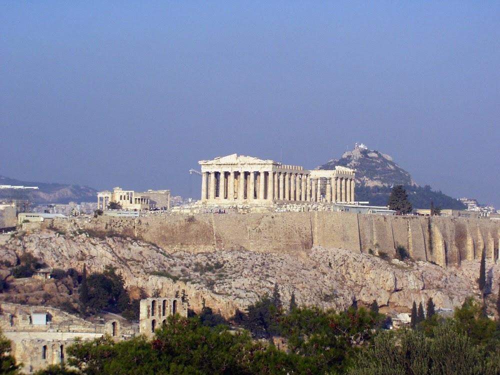 Voyage en Grèce - à la découverte d'une culture