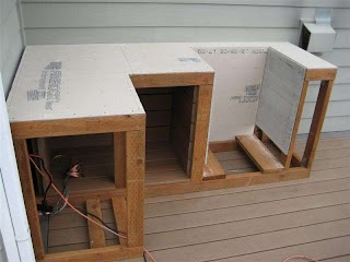 Building Outdoor Kitchen Cabinets How to Build