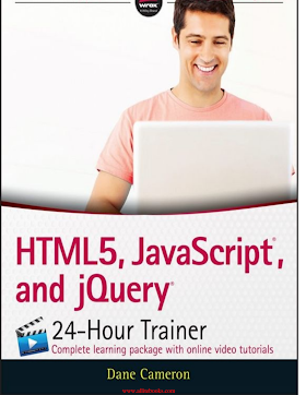 HTML5, JavaScript, and jQuery 24-Hour Trainer.pdf