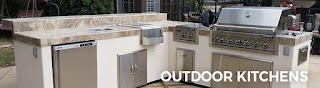 Bbq Galore Outdoor Kitchen Islands Components Barbeques
