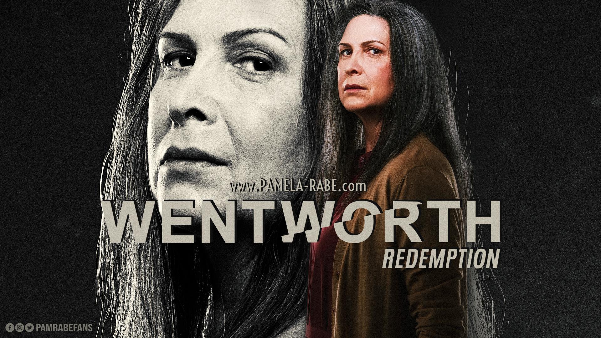 Pamela Rabe as Joan Ferguson / Kath Maxwell in Wentworth Wallpaper