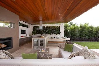 Amazing Outdoor Kitchens Take It Outside 20