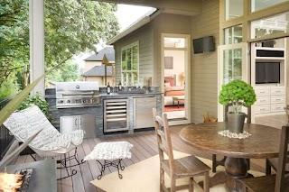 Outdoor Kitchen Designer 95 Cool Designs Digsdigs