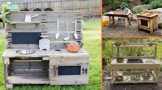 Outdoor Kids Kitchen Top 10 of Mud Ideas for Home Design Garden