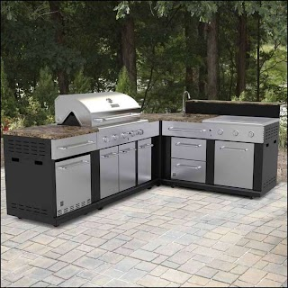 Master Forge Modular Outdoor Kitchen 10 Luxury Inspiration