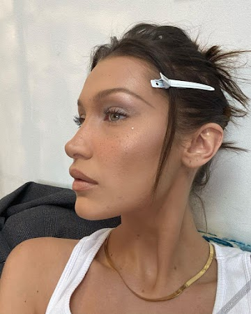 Bella Hadid 40th Photo