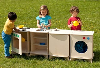 Outdoor Play Kitchen Sets Childrens Set DIY Mud Pie Set Hours