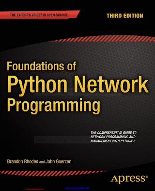 Foundations of Python Network Programming, 3rd Edition.pdf