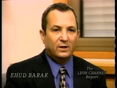 "Reuven ""Ruby"" Rivlin and Ehud Barak (Original Airdate 1/25/1998)"