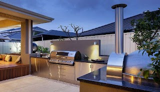 Contemporary Outdoor Kitchen 30 Fresh and Modern S