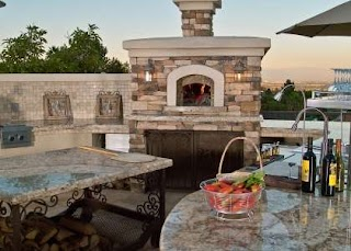 Fogazzo Outdoor Kitchens Wood Fired Ovens