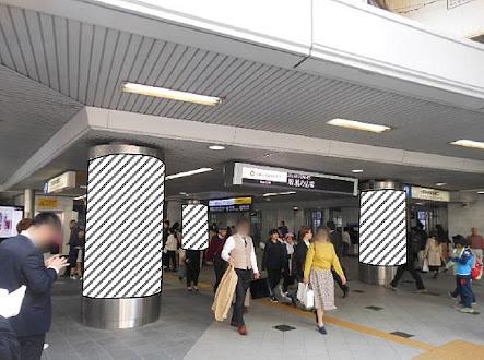 大阪駅アドコラム