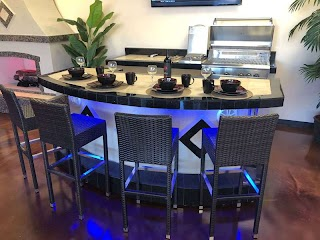 Outdoor Kitchen Fort Lauderdale S Bbq Grills Fire Pits Paradise