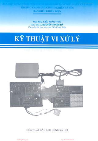 CĐCN.Kỹ Thuật Vi Xử Lý - Kiều Xuân Thực, 120 Trang.pdf