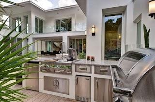 Indoor Outdoor Kitchen Ideas Beautiful for Summer Freshomecom