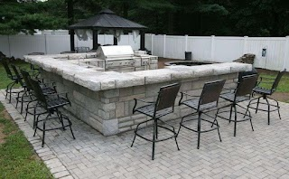Custom Built Outdoor Kitchens Completed Completed Completed