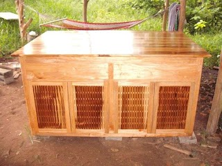 Teak Outdoor Kitchen Cabinets Cabinet Finewoodworking