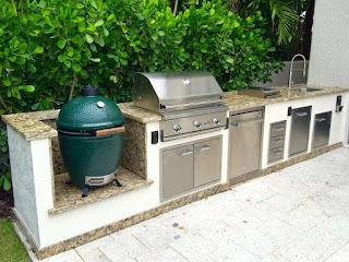 Outdoor Kitchen Appliances Packages Appliance Luxapatio