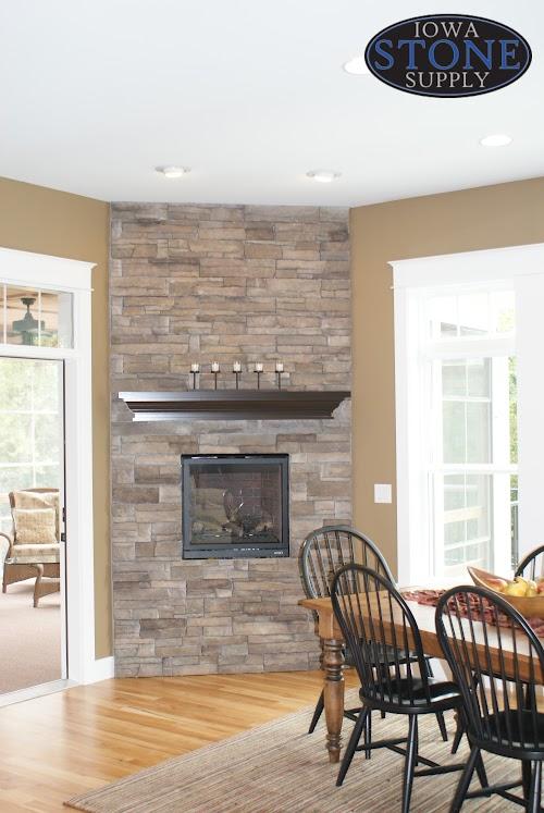Eldorado Silverton Mountain Ledge Panels Fireplace 003
