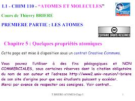 Chapitre 5  Quelques propriétés atomiques Cours  de Thierry Briere.pdf